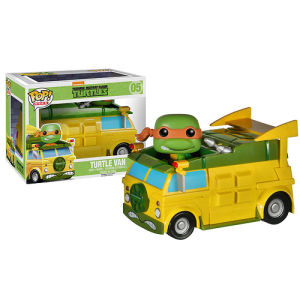 Teenage Mutant Ninja Turtles Van Pop! Vinyl Figure