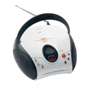 Lenco Stereo FM Radio with CD Player