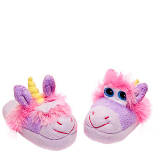 Stompeez Unusual Unicorn Slippers