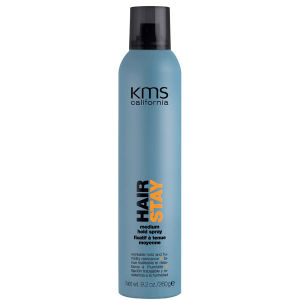 Kms California Hairstay Medium Hold Spray (Aerosol) (300 ml)