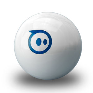 Sphero Robotic Ball Gaming System - White