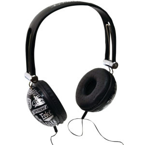 ECKO Unlimited Impact Headphones inc Mic - Black