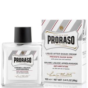 Crema Proraso para después del afeitado