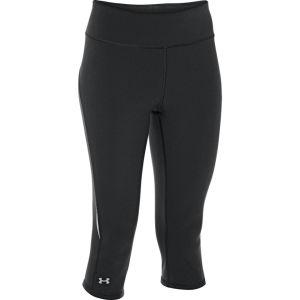 Under Armour Women's UA Stunner Capri Tights - Black/Reflective