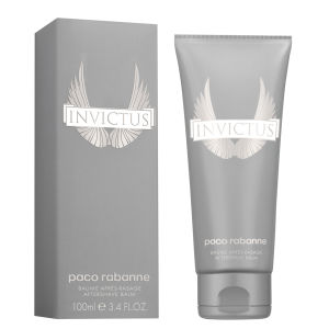 Paco Rabanne Invictus for Him Aftershave Balm 100ml