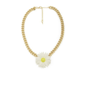 Impulse Women's Daisy Necklace - Gold
