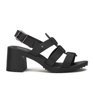 Melissa Women's Flox High Sandals - Black