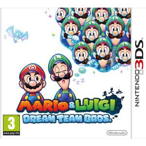 Mario and Luigi: Dream Team Bros.