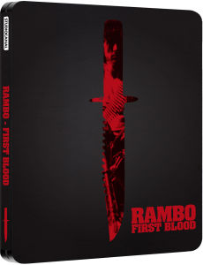 Rambo: First Blood - Steelbook Exclusivo de Zavvi (Edición Limitada)