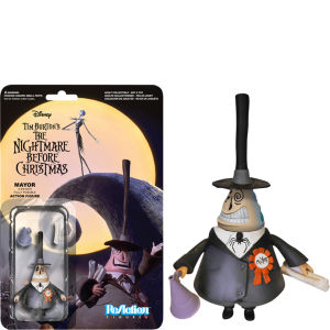 ReAction The Nightmare Before Christmas - Mayor - 3 3/4