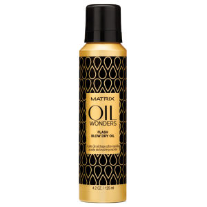 Matrix Oil Wonders Flash Blow Dry Huile de Séchage Ultra-rapide (185ml)