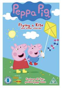 Peppa Pig - Flying A Kite and Other Stories