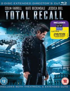 Total Recall (Bevat UltraViolet Copy)