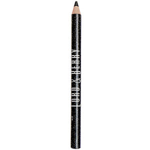 Lord & Berry Paillettes Eye Pencil Sparkle - svart