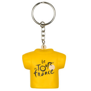 Tour de France 2013: France Keyring - Yellow
