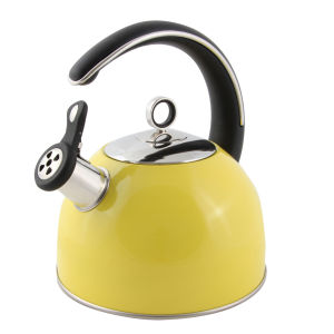 Morphy Richards Accents 2.5 Litre Whistling Kettle - Yellow