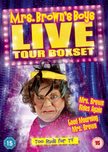 Mrs. Browns Boys Live: Good Mourning Mrs. Brown / Mrs. Brown Rides Again