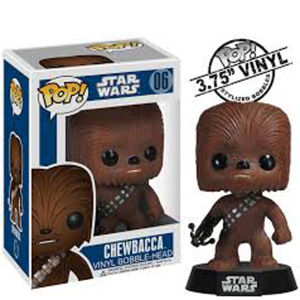 Figurine Pop! Chewbacca Star Wars