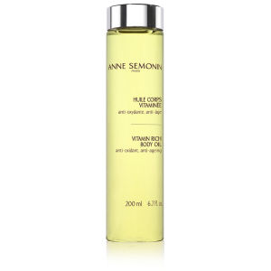 Anne Semonin Vitamin Rich Body Oil(앤 시모닌 비타민 리치 바디 200ml)