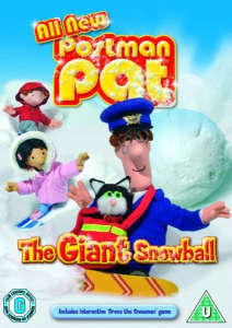 Postman Pat - The Giant Snowball