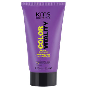 Traitement Colorvitality Blonde KMS California (125 ml)