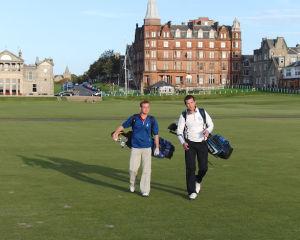 Full Day of Golf Tuition Day at St Andrews for One
