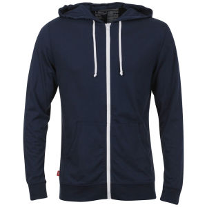Vans Men's Knit Zip Hoody - Dress Blues