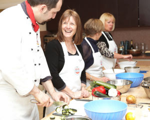 Full Day Italian Cookery Class for One