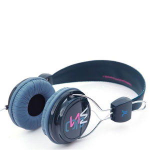 WESC Conga Headphones - Blue Iris