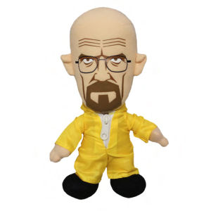 Peluche Walter White Breaking Bad 20 cm
