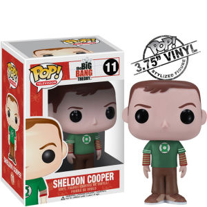 The Big Bang Theory Sheldon Pop! Vinyl Figure