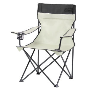 Coleman Standard Quad Chair - Khaki