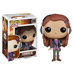 Figurine Pop! Charlie Bradbury Supernatural