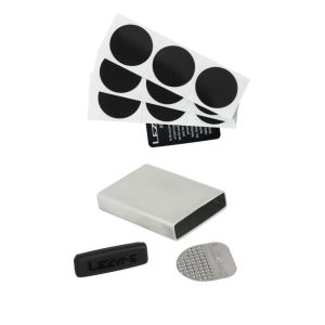 Lezyne Alloy Puncture Repair Kit
