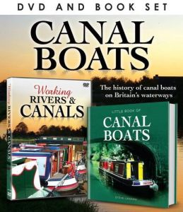 Canal Boats (Includes Book)
