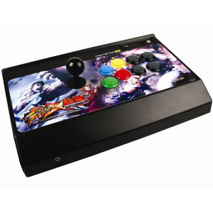 Street Fighter x Tekken Arcade Fight Stick PRO: Cross