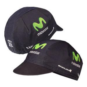 Movistar Team Replica Cap Blue - One Size 2014