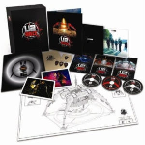 U2 360° At The Rose Bowl (Super Deluxe) - Used / Missing Disc
