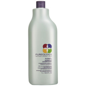 Pureology Purify shampoing purifiant (1000ml)
