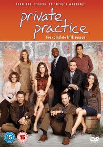 Private Practice - Season 5