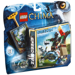 LEGO Legends of Chima: Tower Target (70110)