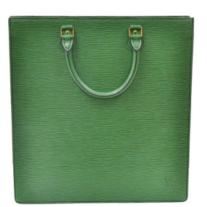 Louis Vuitton Vintage Sac Plat Epi Leather Bag