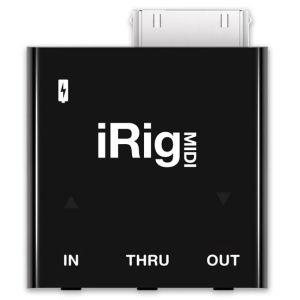Irig Midi - Black