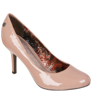Blink Women's Patent Heels  - Light Pink