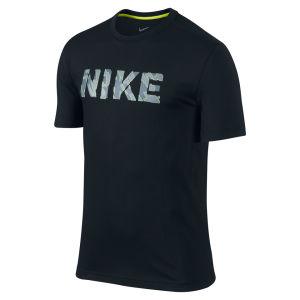 Nike Men's DFCT Urban Camo T-Shirt - Black