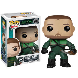 Figura Pop! Vinyl Oliver Queen - DC Comics Arrow