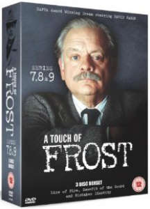 A Touch Of Frost - Series 7 - 9