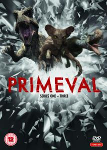 Primeval Series 1-3 Box Set