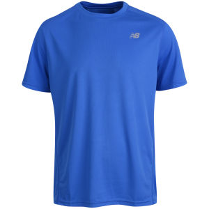 New Balance Men's Go 2 T-Shirt - Vision Blue