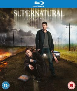 Supernatural - Seasons 1-8
